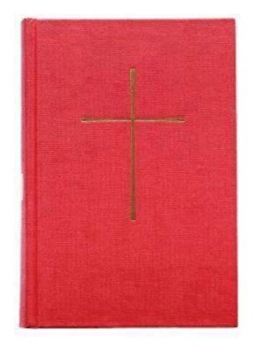 Selections from the Book of Common Prayer French-English: Red Hardcover (Selected Liturgies / Liturgies Selectionnees) pdf