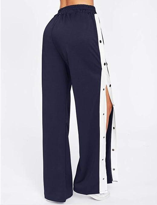 f10772bdfa628 Domorebest Mujer Pantalones y Pantalones de Pierna Ancha  Amazon.es  Ropa y  accesorios