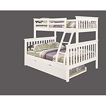 Amazon Com Donco Kids 122 3 Tfw 755w 755p Mission Bunk