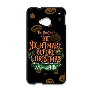 Christmas Hallowmas feeling practical Cell Phone Case for HTC One M7