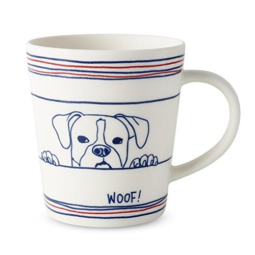 (ED Ellen Degeneres Dog Mug by by Royal)