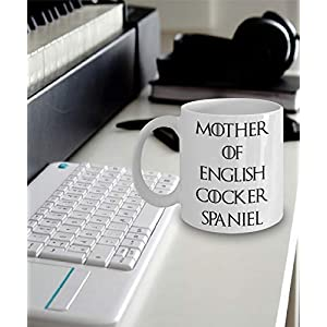 Mother Of English Cocker Spaniel - Mother Of Dragons - English Cocker Spaniel Mug - English Cocker Spaniel Gift - English Cocker Spaniel Cup 2