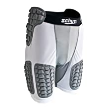 Schutt Protech Padded Compression Shorts