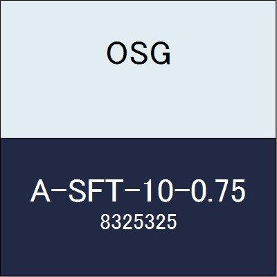 OSG ハイススパイラルタップ A-SFT-10-0.75 商品番号 8325325