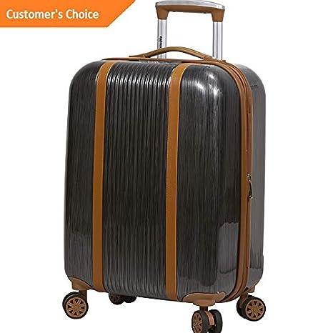 Amazon.com   Sandover Dejuno Monroe 3 Piece Hardside Spinner TSA Combination gage Set NEW   Model LGGG - 2753     Luggage Sets