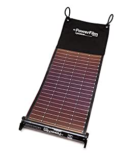 LightSaver USB Roll-up Solar Charger - Battery Bank