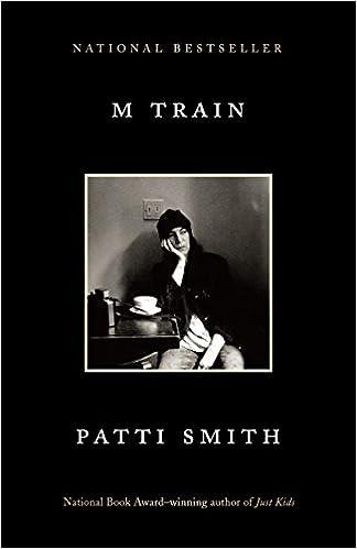 M Train: Patti Smith: 9781101910160: Amazon com: Books
