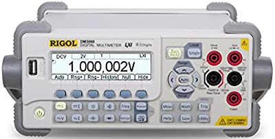 Rigol DM3068 6 1/2 Digit Benchtop Digital Multimeter