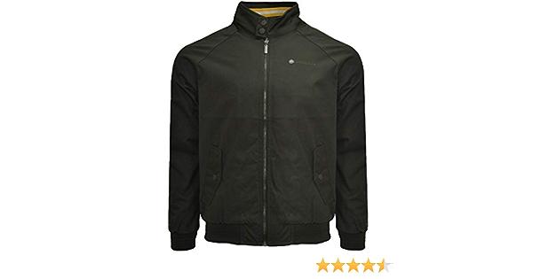 estilo retro chaqueta de moda de los a/ños 70 Malaika Harrington Jacket de los a/ños 70 Chaqueta cl/ásica para hombre talla XS a XXXXXL