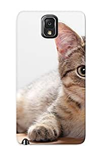 High-end Case Cover Protector For Galaxy Note 3(free Cat)