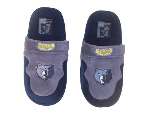 Happy Feet - Memphis Grizzlies - Scuff Slippers
