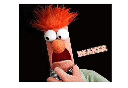 (Muppets Beaker T Shirt Iron on Transfer)