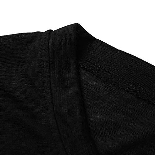 Supera Solidi Patchwork Cotone Autunno Di Bhydry Uomini Sottile Manica Camice Modo Lunga Inverno Di Camicetta Le Nera Casuali Collo O 7qqHvaW1