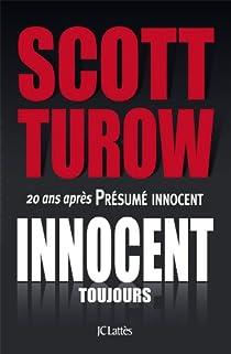 Innocent toujours par Turow