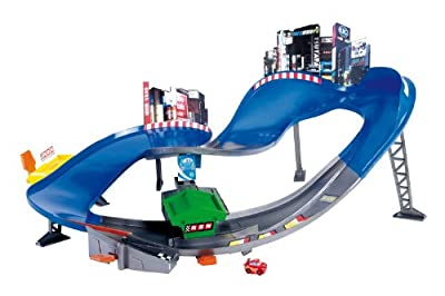 Cars Micro Drifters Super Speedway Playset from Mattel