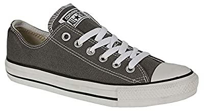 Converse Chuck Taylor All Stars Ox Shoe - Charcoal Style: 1J794C-CHARCOAL Size: 4