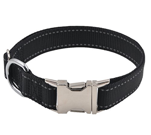 zennutt-adjustable-nylon-dog-collar-with-metal-buckle-for-small-medium-large-133-to-208-inch