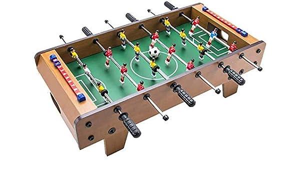 JACKWS Interesante Mesa de futbolín niños/Mesa Plegable de fútbol ...