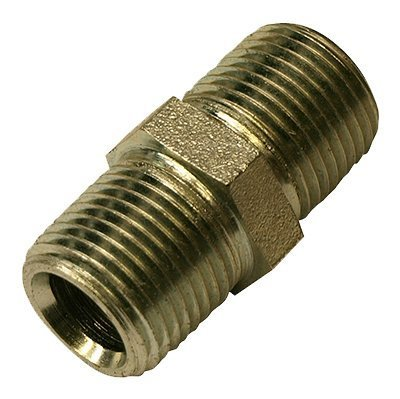 APACHE HOSE & BELTING 39035446 3/8Male x 3/8Male Adapter by Apache