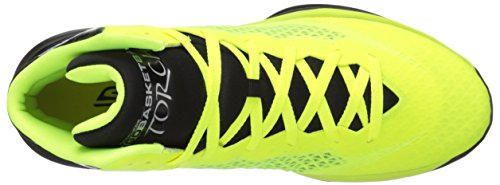 Skechers Prestazioni Go Torch Scarpa da Basket Lime/Black