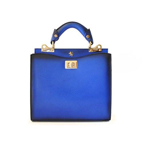 Croce À bleu Sac Santa Main Elettrico Pratesi 2022 Femme Pour Blu gaY7q4wAR