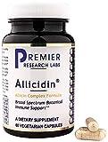 Premier Research Allicidin 240 VCaps (4 Bottles) By PR Labs