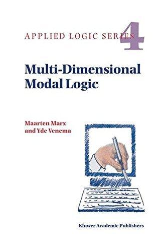 Download Multi-Dimensional Modal Logic (Applied Logic Series) Pdf