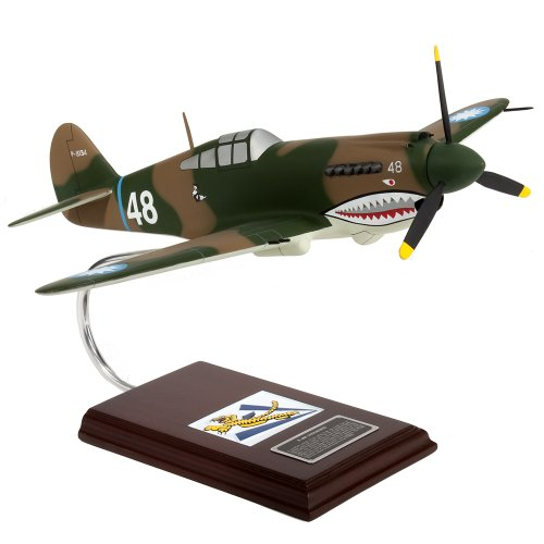 Mastercraft Collection North American P-40E Warhawk Model Scale:1/24