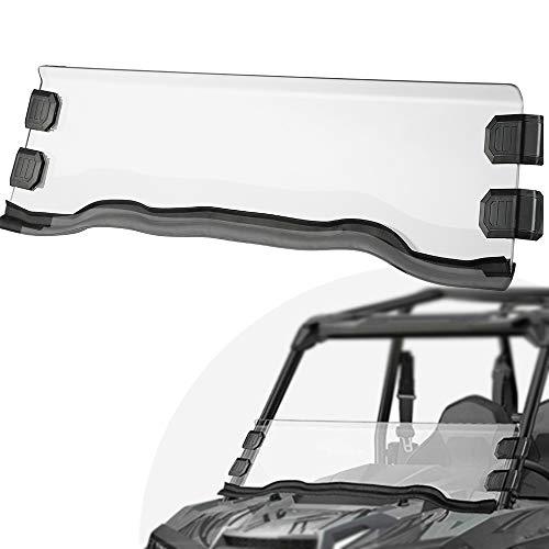 15-.. 15-18 RZR 4 900 New Polaris Razor UTV Half Windshield for 15-18 RZR 900