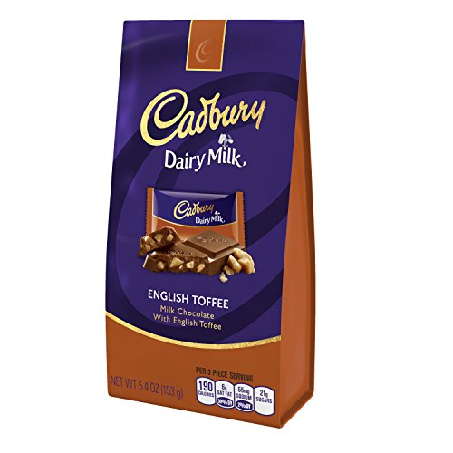 CADBURY Chocolate Candy English Toffee