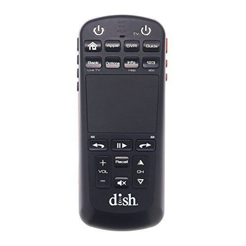 New Factory Original Dish Network Voice Remote Control 50.0 Touchpad (207793) For DVR / Recievers