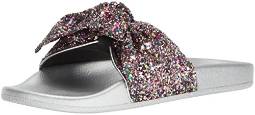 Kate Spade Women's Shellie Slide Sandal Multi Glitter jVxH5vjmQl