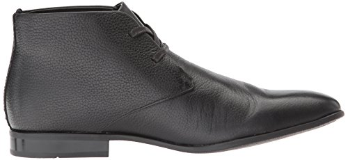 Calvin Klein Men's Carmicheal Leather Chukka Boot Black comfortable cheap online outlet store cheap online cheap amazon QgTNV
