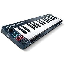 M-Audio Keystation Mini 32 II Ultra-Portable 32-Key USB MIDI Keyboard Controller