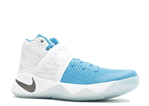 Lgn s Nike 2 bl Kyrie omg Blue Basketball Shoes Bl Grey White Obsidian White Men Xmas 55wfqrO