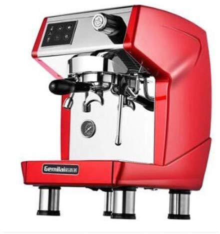 De estilo italiano cafetera 15bar sistema dual de 58 mm de ...