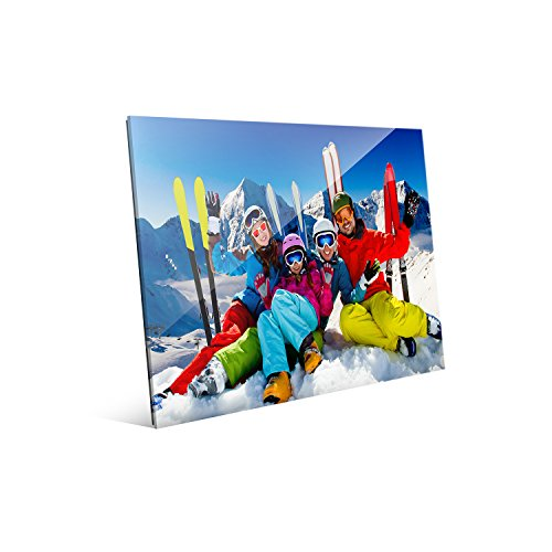 - Picture Wall Art Your Photo on Custom Glass 14 x 11 Horizontal Print
