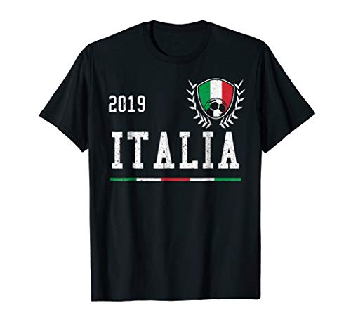 Italia Football Jersey 2019 Italian Soccer T-shirt