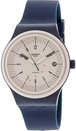 SWATCH-SISTEM-NAVY-Unisex-Watch-SUTN400