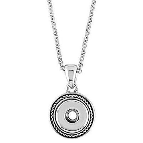 Ginger Snaps Petite Rope Necklace GP90-11 (Petite Necklace Charm)