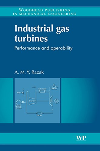 Industrial Gas Turbines: Performance and Operability (Industrial Gas Turbines)