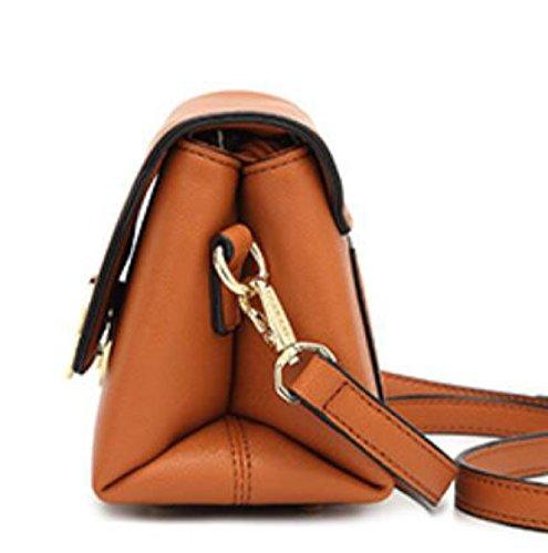 Bag Lightbrown Sacchetto Messenger Pacchetto Primavera Piccolo Del fvqwwdXY