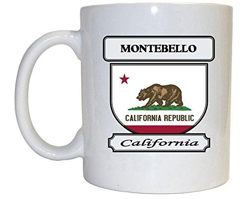 Montebello, California (CA) City - Ca Montebello