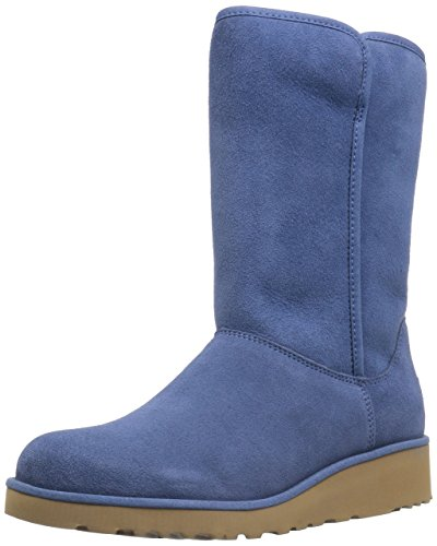 UGG Women's Amie Winter Boot, Moonstone, 7 B US - Ugg Boots Wedges Women