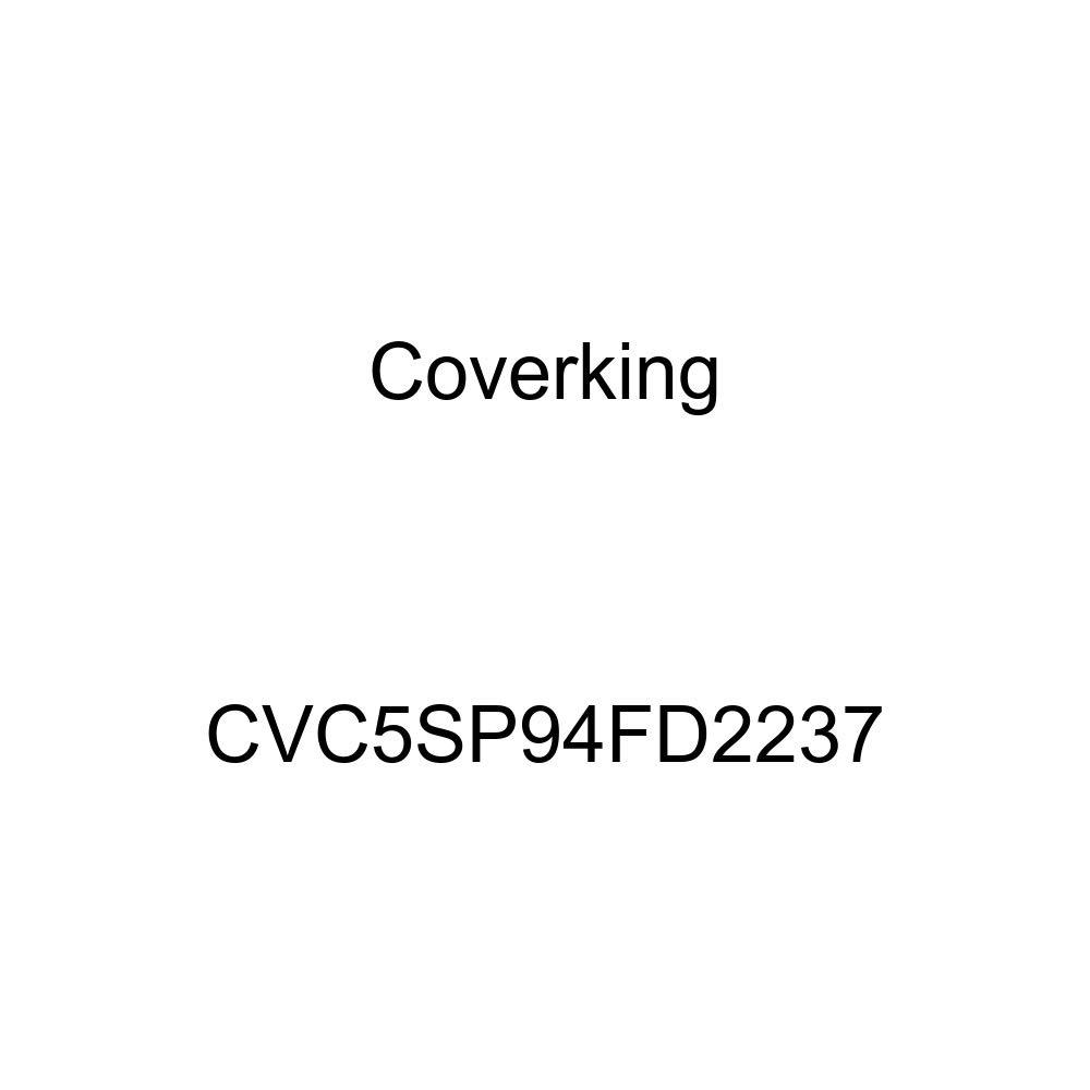 Coverking CVC5SP94FD2237 Red Stormproof Custom Vehicle Cover