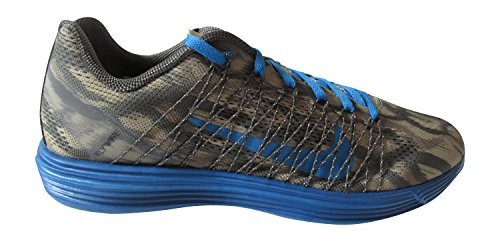 Nike Lunaracer+ 3 GYAKUSOU Undercover LAB Mens Running Trainers 726447 Sneakers Shoes (UK 9.5 US 10.5 EU 44.5, Light Charcoal Military Blue 004)