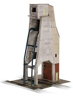 FALLER Chemical Plant Pipe Set Model Kit IV HO Gauge 180331