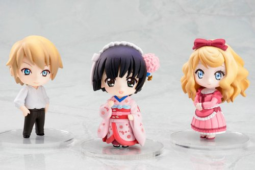 Nendoroid Petite Croisee in a Foreign Labyrinth Set (65 mm PVC Figure) [JAPAN]