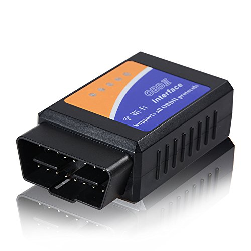 OBDII Bluetooth EOBD//OBD 2 Car Engine Diagnostic Scan Tool Bosmutus OBD2 Bluetooth Scanner Reader