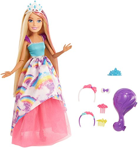 Barbie Playset Dreamtopia Mi Gran Princesa